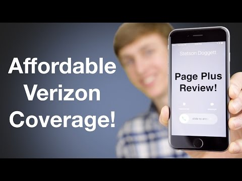 Page Plus's $30/month Prepaid Plan Review!   March 2016