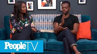 William Jackson Harper Saw A Spider While Filming 'Midsommar' | PeopleTV | Entertainment Weekly