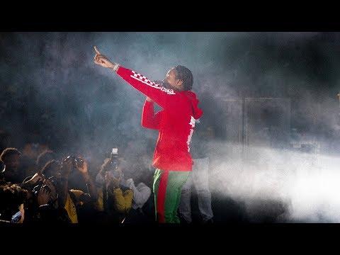 Lil Durk PERFORMS Chief Keef Faneto   Atlanta 2017