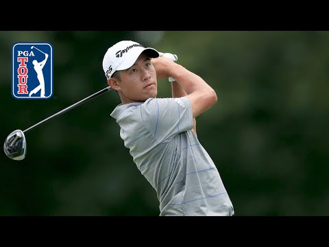 Collin Morikawa shoots 7-under 65 | Round 1 | Workday Charity Open 2020