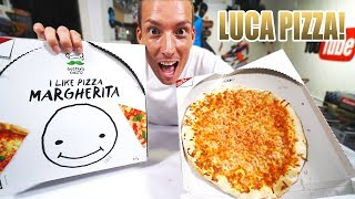 Ich probiere & bewerte die Luca ConCrafter Pizza | Unboxing - Review - Test