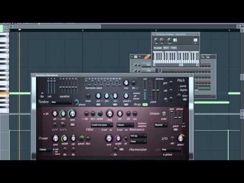 [FL STUDIO 10] a Simple Harmless Sub Bass tutorial (Useful for Beats)