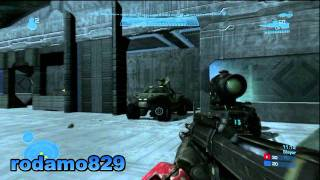 Funny Halo Reach Fails and Laughs 12! -HD