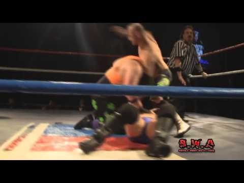 Johnny Malloy vs Justin Toxic vs Chris Cayden