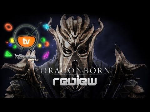 Обзор The Elder Scrolls 5 Skyrim - Dragonborn (Review)