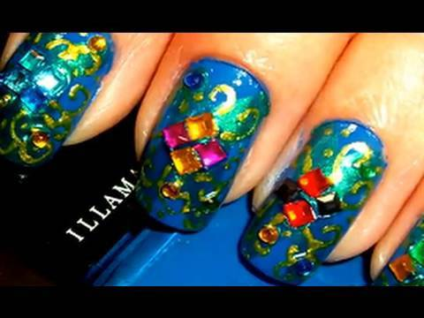 Sex And The City Arabic Nails video