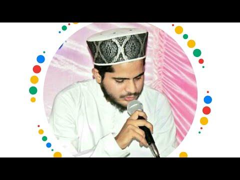 Jab Husn tha unka jalwa numa...Naat by Syed Furqan Ali Qadri