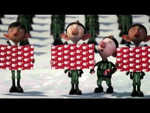 TRAILER FILM ARTHUR CHRISTMAS – IL FIGLIO DI BABBO NATALE