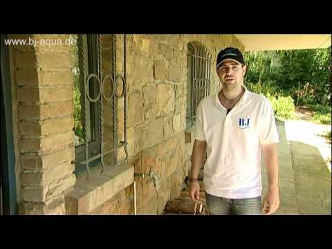 Mit BJ Den Garten Bewässern! Einführungsvideo! Gartenbewässerung Mit Www.bj-aqua.de