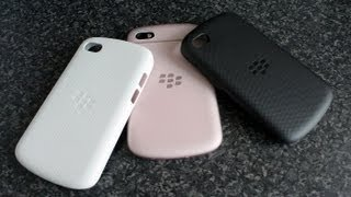 Official BlackBerry Soft Shell Case for the Q10