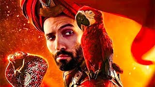 ALADDIN All Trailers (2019) Disney HD