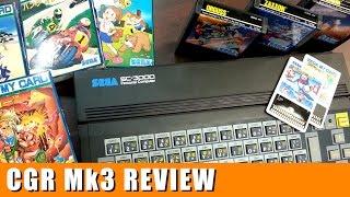 Classic Game Room - SEGA SC-3000 computer review