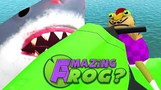 THE WORLD'S FASTEST FROG? - Amazing Frog - Part 67 | Pungence