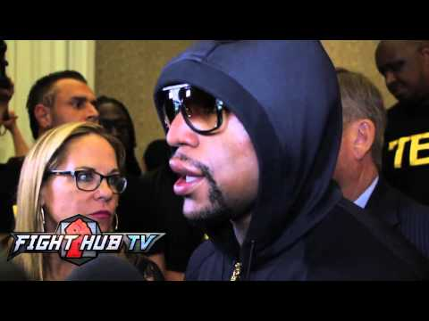 Mayweather Maidana 2: Floyd feels he could of stopped Maidana; Talks Pacquiao