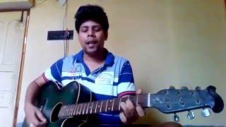 Rangaboti guitar cover || Arghya