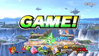 Super Smash Bros Ultimate Montage - Mashed Smash Episode 1: Prologue