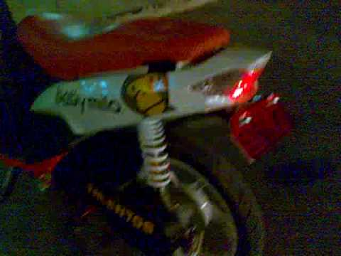 Mio yamaha DRAG RACE @ GMCC by: BABY MILO Video