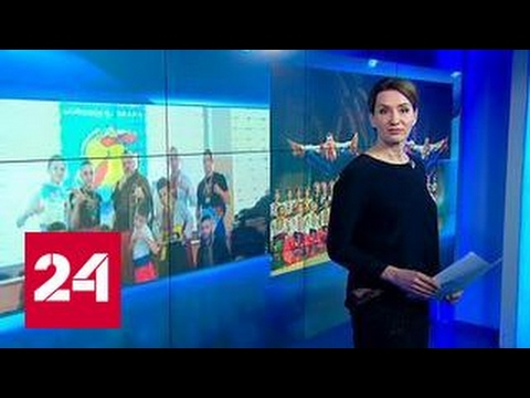 Боевой гопак признан на Украине официальным видом спорта