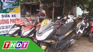 Trộm cắp xe máy ở đảo Phú Quốc gia tăng   THDT