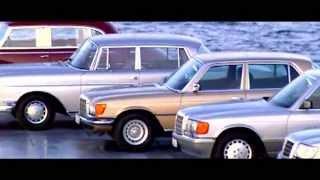 Mercedes-Benz S-class History