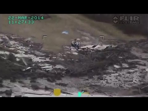 Deadly landslide in Oso, Washington