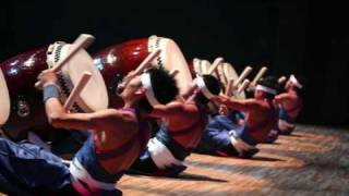 Aska Japanese Drum Troupe Dragon Fall