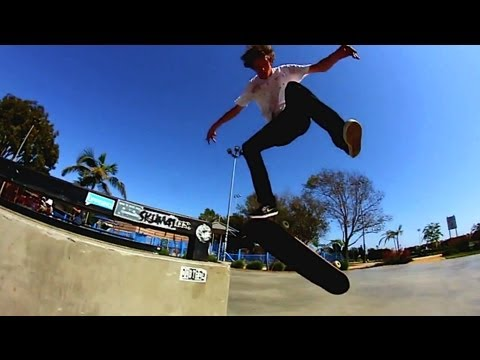 20 TRICKS WITH CHRISTOPH RADTKE.