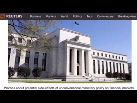 If Fed Raises Interest Rates, Stock Markets CRASH! Here's Why They Won't