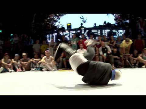 Outbreak Europe 2014 Bgirl Semifinal | Zofia vs Lady Flow