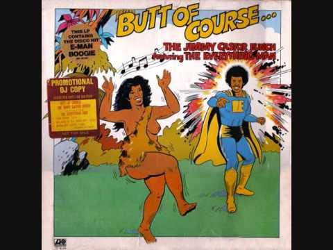 The Jimmy Castor Bunch (Usa, 1975)  - Butt Of Course (Full Album)