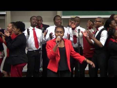 UCT SFC Choir - Modimo reboka wena