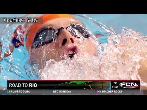 Road to Rio: Ryan Murphy Swimming Analysis