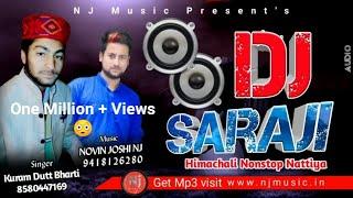 Himachali New Album   Saraji Fast DJ Nonstop   Kuram Dutt bharti   Novin Joshi NJ