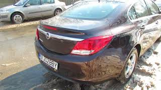 Se conduce surprinzator de bine. Opel Insignia 1.4 turbo