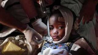 Haiti Earthquake - God Of This City Chris Tomlin