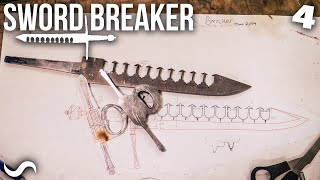 MAKING THE SWORD-BREAKER!!! Part 4