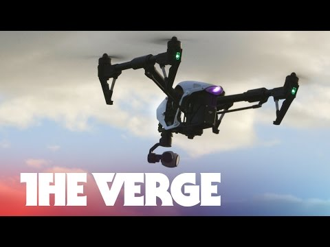 This is the most amazing drone we've seen yet