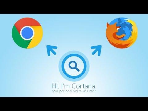 Hacer que Cortana use Google y no Bing en Windows 10 [Fácil y rápido]