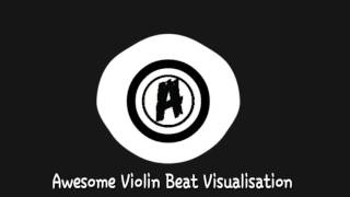 Arioradio Awesome Violin Beat Visualisation
