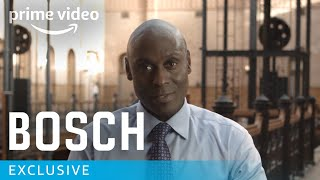 Bosch Season 4 - Lance Reddick Behind the Scenes Interview | Prime Video