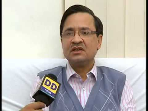 Janadesh: Interview With Chief Election Officer Mr. Ashok Jain, Rajasthan video
