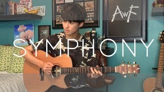 Symphony   Clean Bandit ft. Zara Larsson   Cover Fingerstyle Guitar
