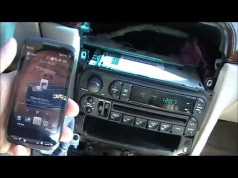 Chrysler 300m Audio Aux Input Ipod Iphone Mp3 Players