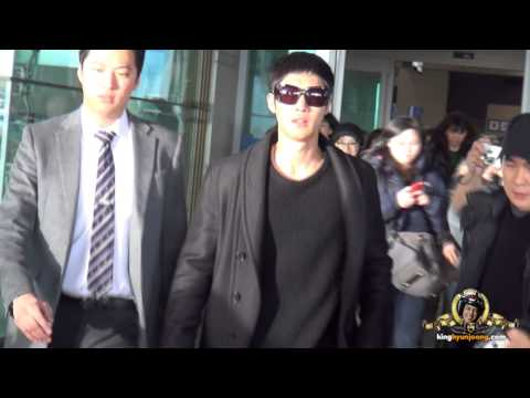 2014.01.01. 김현중 Kim Hyun Joong - The First Hyunjoong Of 2014! Welcome! (from. Shanghai) video