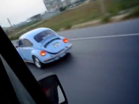 Vw Beetle Getaway in Alanya Antalya - 1303 - Flames