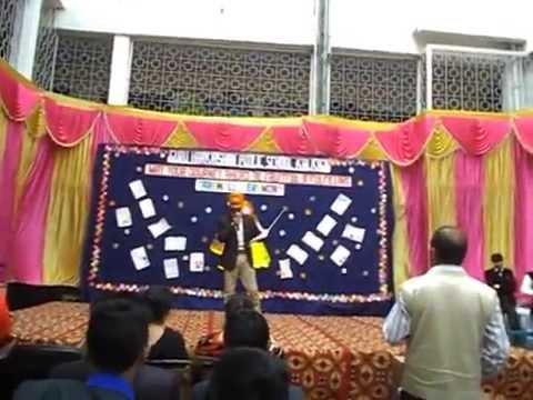 Ghps V Yaaro Yaddan Vich Reh Jana(ghps Kalkaji)    Written And Sung By- Harpal Waraich video