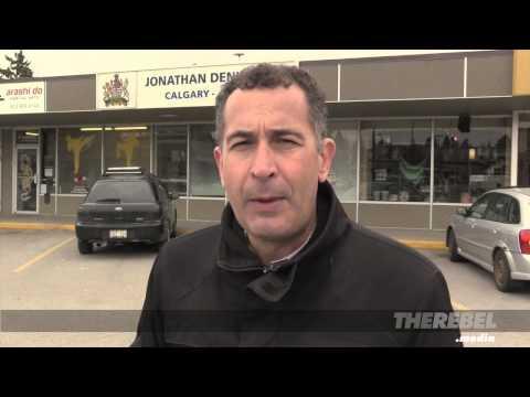 Alberta Justice Minister Quits