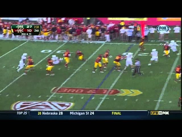 Dion Jordan vs USC 2012.