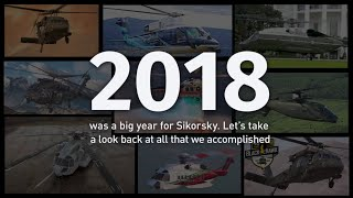 Sikorsky's Top Moments of 2018