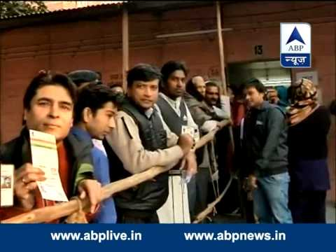 Delhi Polls: Voting in Tilak Nagar Assembly seat